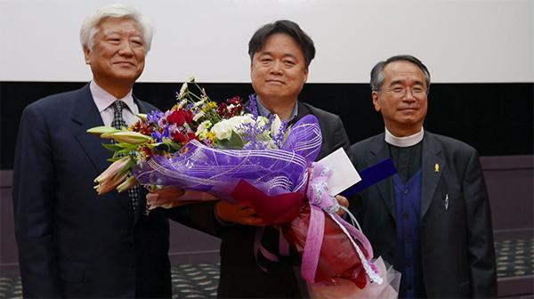 제30회 NCCK 인권상 수상