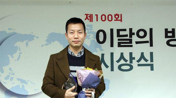 제 100회 이달의 방송기자상 수상